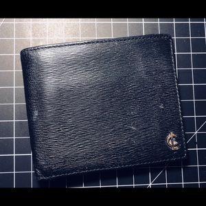 Men's COACH bifold Is wallet